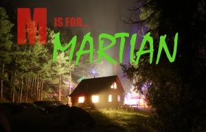 m is for martian