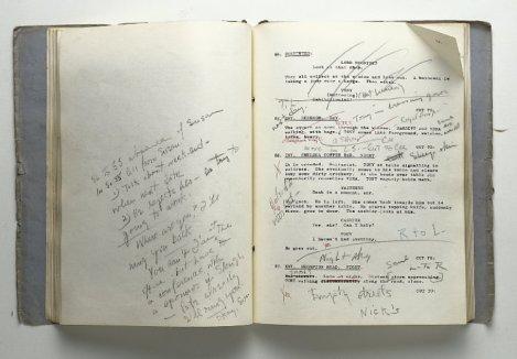screenplay scribble