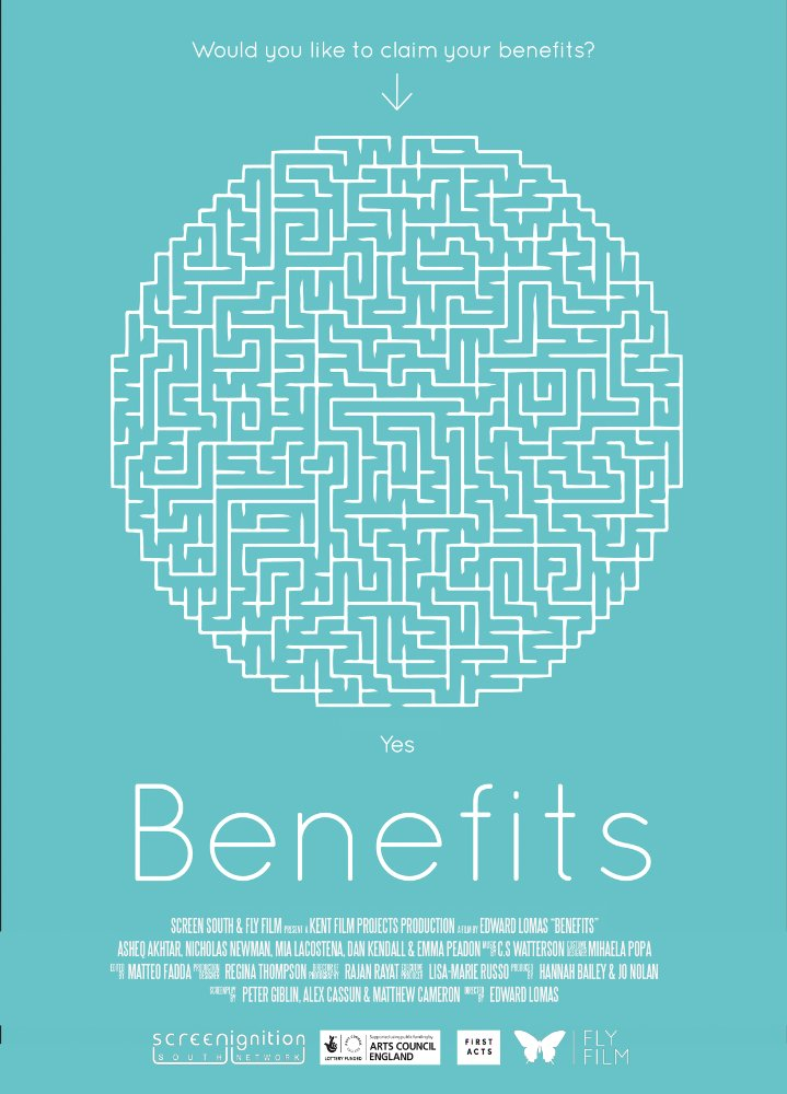 Benefits poster